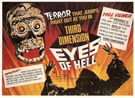 Early 3D Movie Advertisement