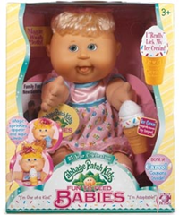 Cabbage Patch Babies in Box
