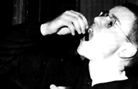 Swallowing Goldfish in the 1940's